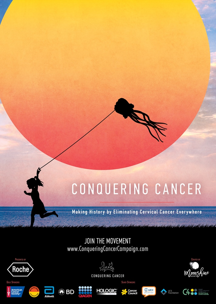 Conquering Cancer poster