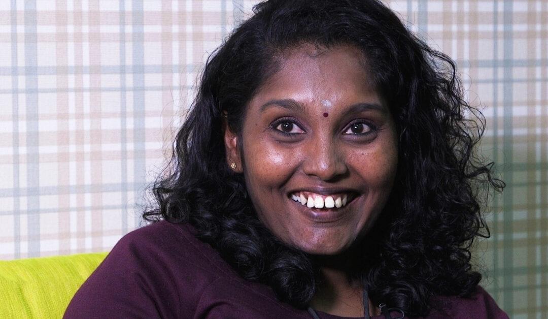 Cervical cancer survivor: Nanthini Tanabal