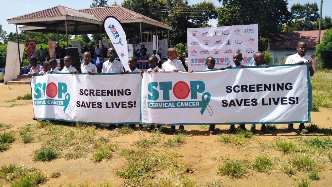 Stopping cervical cancer from killing 9 Kenyan women each day