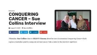 Conquering Cancer Media